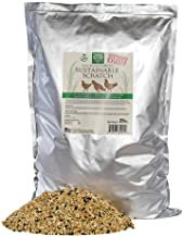 Small Pet Select Sustainable Chicken Scratch, Non-GMO, Corn Free, Soy Free. Locally Sourced & Made in Small Batches. 25 lb