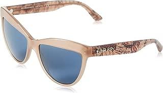 Burberry Cat Eye Sunglasses For Women, Blue - BE4267 37148056