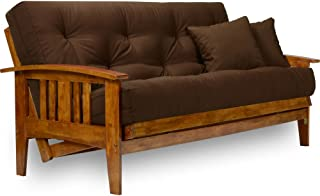 futon and chaise set