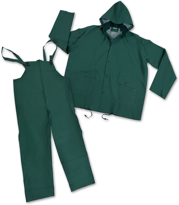 Stansport PVC Rainsuit : Clothing, Shoes & Jewelry