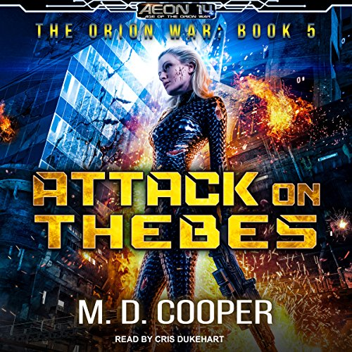 Attack on Thebes cover art