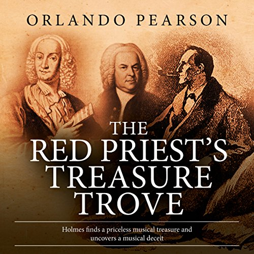 The Red Priest's Treasure Trove Titelbild