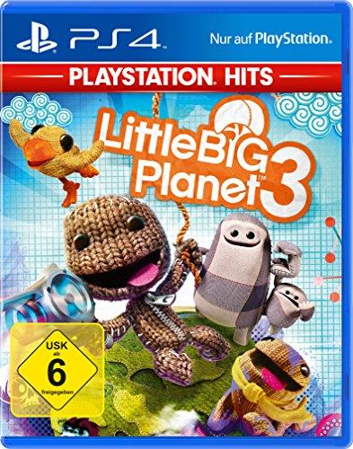 Little Big Planet 3 - PlayStation Hits - [PlayStation 4]