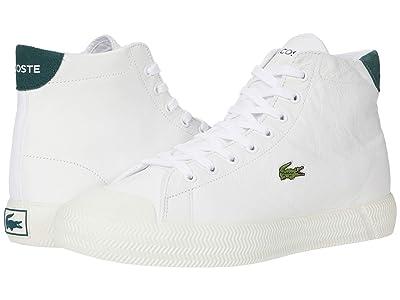 Lacoste Gripshot Mid 0120 1 (White/Green) Men
