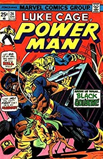 Power Man And Iron Fist #24 VF ; Marvel comic book