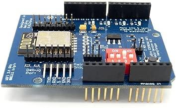 ARCELI ESP-12E ESP8266 UART WiFi Wireless Shield Arduino UNO R3