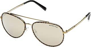 Michael Kors Aviator Women's Sunglasses - MK1019-116-45A-59-59-15-135mm
