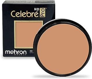 Mehron Makeup Celebre Pro-HD Cream Face & Body Makeup (.9 oz) (MEDIUM DARK 3)