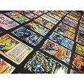Pokemon TCG : 100 Card LOT Rare, COM/UNC, Holo & Guaranteed EX, MEGA OR Full Art by Pokemon