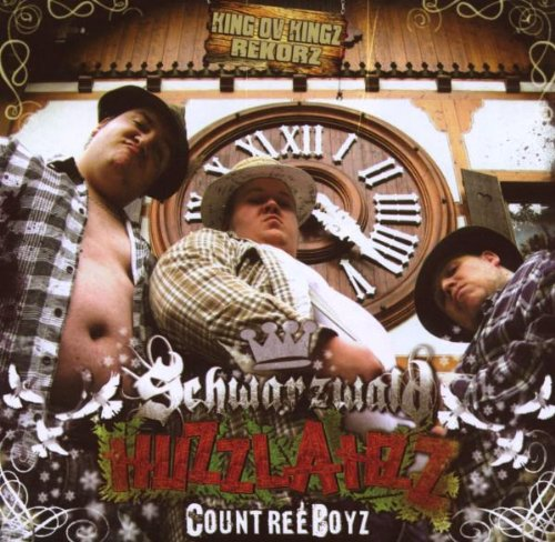 Countree Boyz - Unterm Dirndl Wird Gehuzzelt