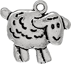 Best sheep necklace charm Reviews