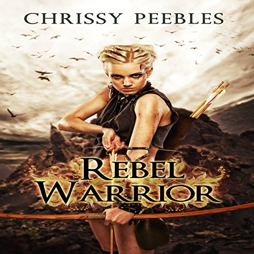 Rebel Warrior audiobook cover art