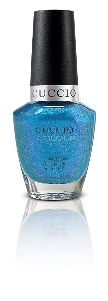 間に合わせ常習的副産物Cuccio Colour Gloss Lacquer - Roller Skate! - 0.43oz / 13ml