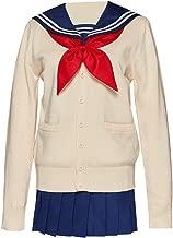 Wish Costume Shop Womens Himiko Toga Dress Hero Academia Cosplay Costume