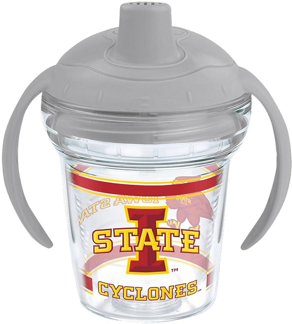脊椎パーティション支払うNCAA Iowa State 6-oz。ラップSippy Cup One Size IOWA-ST-UNIV-SIP