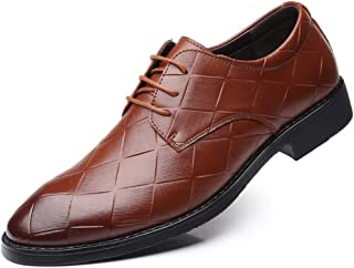 [PIRN] 革靴 メンズ 外羽根 28 結婚式 新生活 卒業式 入園入学 長い時間に履いても 靴の形を変わらない 足とぴったりフィット ばいきんの繁殖を抑えられる 滑り止め 磨耗に耐える ゆったり幅広 靴の形を変わらない 履きやすい ポインテッドトゥ 靴 ブラウン 24.0cm