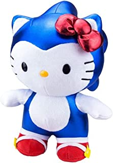 Toynami SDCC 2017 Exclusive Metallic Sonic / Hello Kitty Deluxe Plush