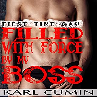 Filled with Force by My Boss audiobook cover art