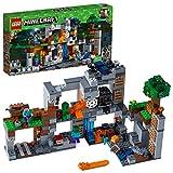 LEGO Minecraft - Les aventures souterraines - 21147- Jeu de construction