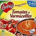 Liebig potager malin tomates & vermicelles briques 2x30 cl - Livraison Gratuite En France - Prix Par Unité