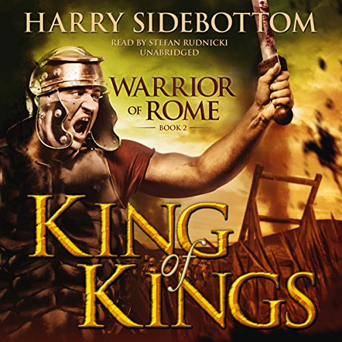 King of Kings audiobook cover art