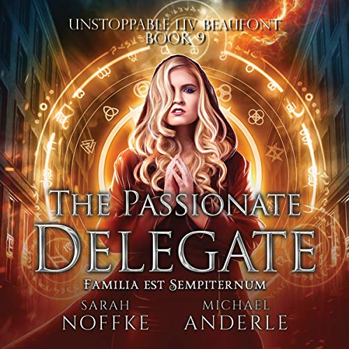 The Passionate Delegate cover art