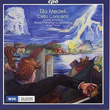 Medek: Cello Concerto No. 1, Eine Stele für Bernd Alois Zimmermann & Schattenspiele