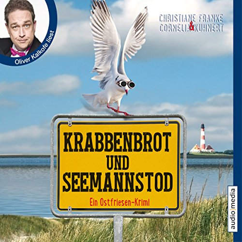 Krabbenbrot und Seemannstod audiobook cover art