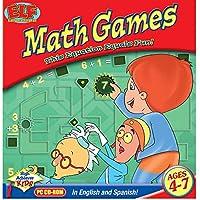 Early Learning Fun: Math Games [並行輸入品]