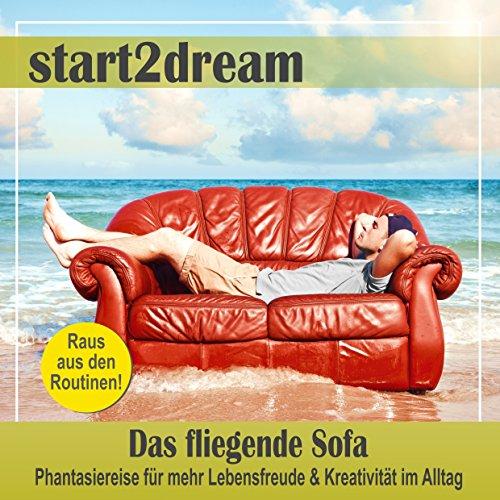 Das fliegende Sofa Titelbild