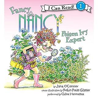 Fancy Nancy: Poison Ivy Expert audiobook cover art