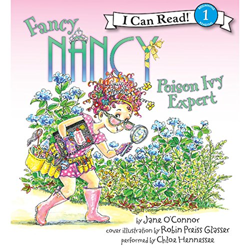 Fancy Nancy: Poison Ivy Expert audiobook cover art
