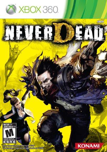 NeverDead XBox360 US Version