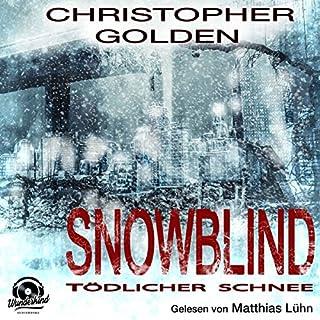 Snowblind: Tödlicher Schnee Titelbild