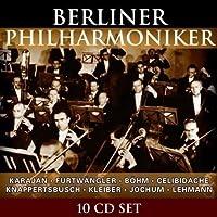 Berlin Philharmonics play: Music for the Royal Fireworks, Water Music, Pastoral, Eroica, Leningrad...