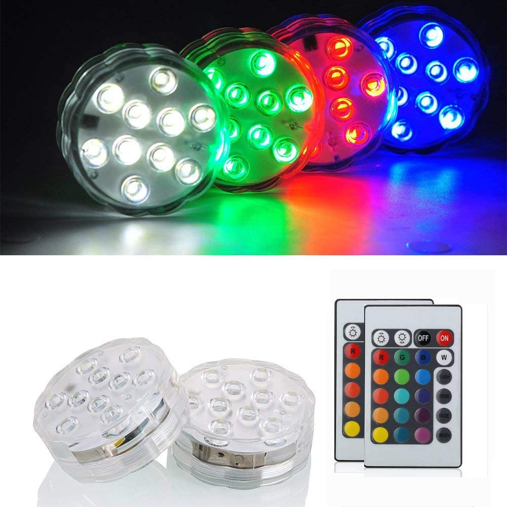 KITOSUN Submersible Special Campaign LED Lights 2.8