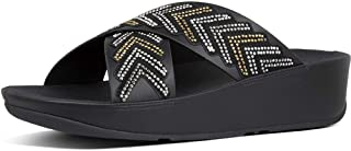 FITFLOP Cora Crystal Slides for Women