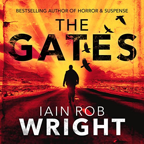 The Gates audiobook cover art