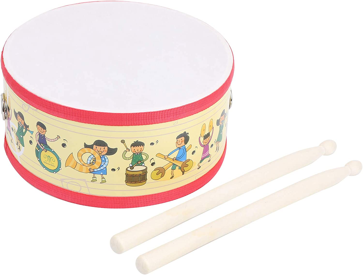 Exquisite Drum with Drumstick 100% quality warranty Beat Bombing new work Music for Lovers Beg