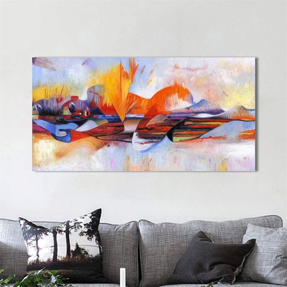 Diamond Denver Mall Opening large release sale Painting by Number Kits 100x220cm Abstract Female 40x88