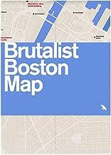 Brutalist Boston Map: Guide to Brutalist Architecture in Boston