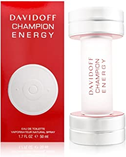 Davidoff Champion Energy Men Eau de Toilette Spray 3 Ounce