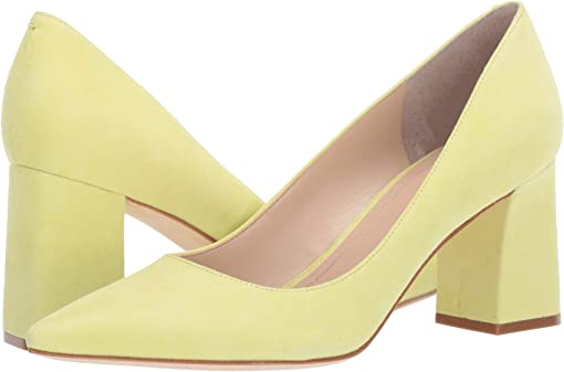Light Green Suede