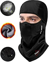 Balaclava -Ski Mask Windproof Mask Mask Bike Face Mask Bike Mask Bike Ballaclas دوچرخه سواری در فضای باز در زمستان در گردن زمستان گرمتر چند منظوره بدون سر و صدا هدست بدون سر و صدا اسکی موتور سیکلت اسنوبرد دوچرخه سواری دوچرخه سواری