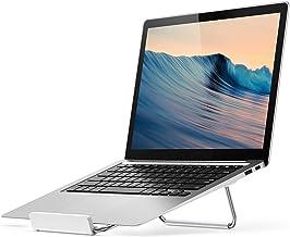 UGREEN Laptop Stand Foldable Adjustable Desk Laptop Riser Metal Laptop Holder Compatible for 11 to 16 Inch MacBook Pro, Ma...