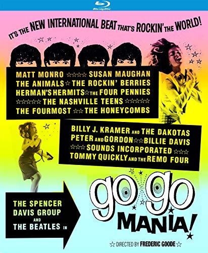 Go Go Mania AKA Pop Gear [Blu-ray]