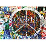Doppelganger33 LTD Imagine John Lennon Peace Graffiti Home