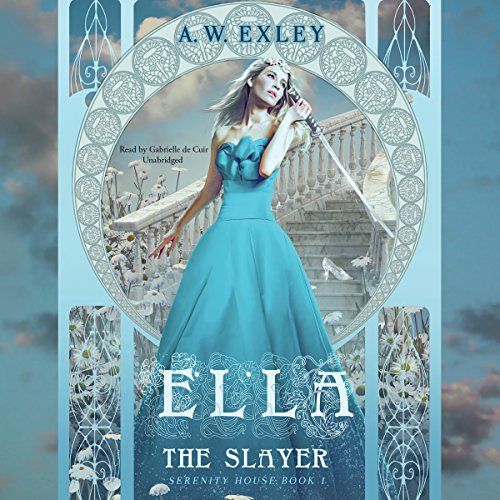 Ella, the Slayer audiobook cover art