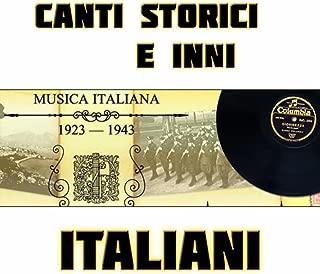 Canti Storici e Inni Italiani