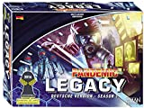 Asmodee Pandemic Legacy - Season 1 BLAU, Familienspiel, Strategiespiel, Deutsch
